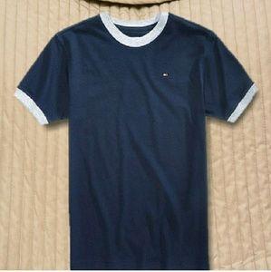 NWT Navy Tommy Hilfiger Crew-Neck Ken T-Shirt